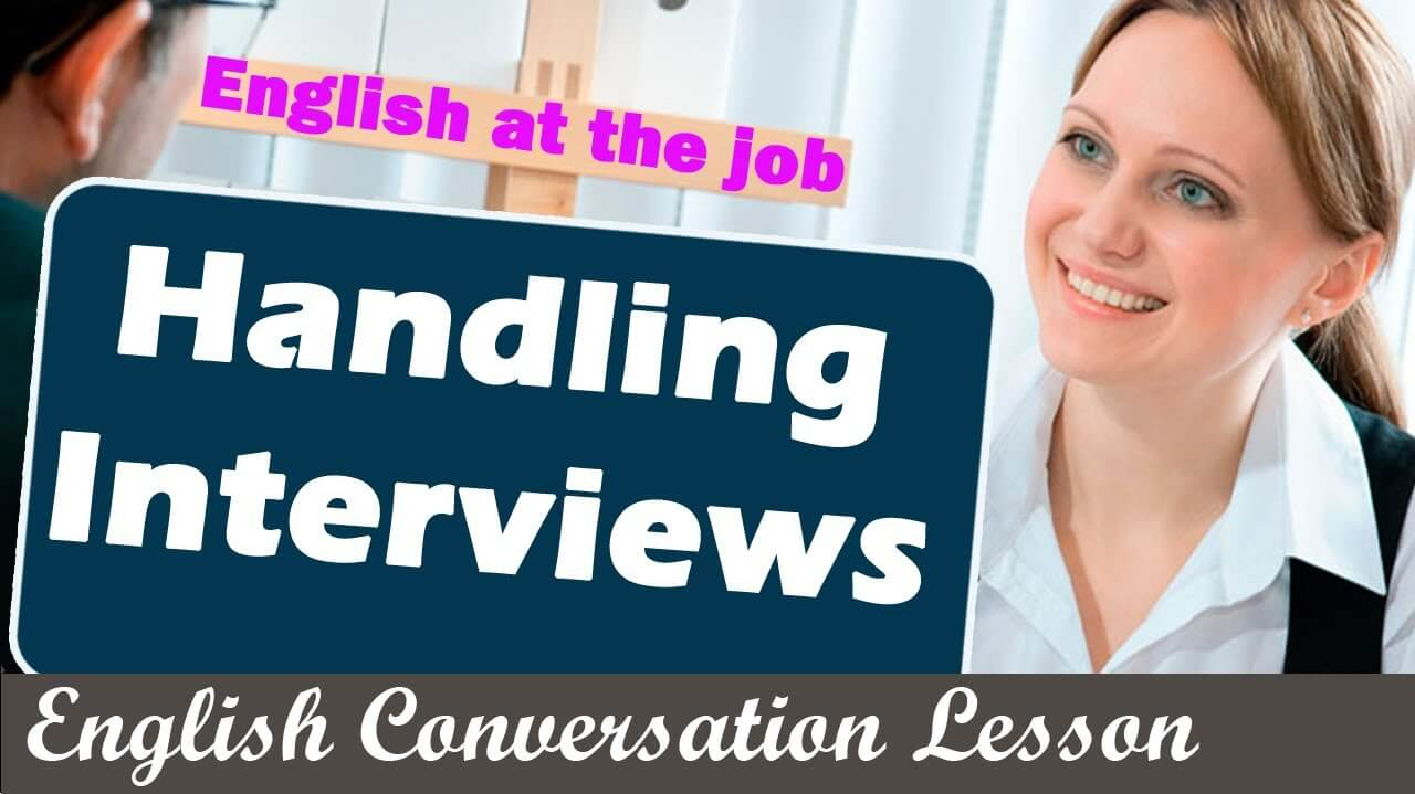 คอร์สการสอบสัมภาษณ์ภาษาอังกฤษ
