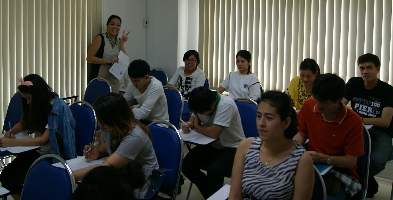 อบรมการ สัมภาษณ์งาน ภาษาอังกฤษ  ชลบุรี