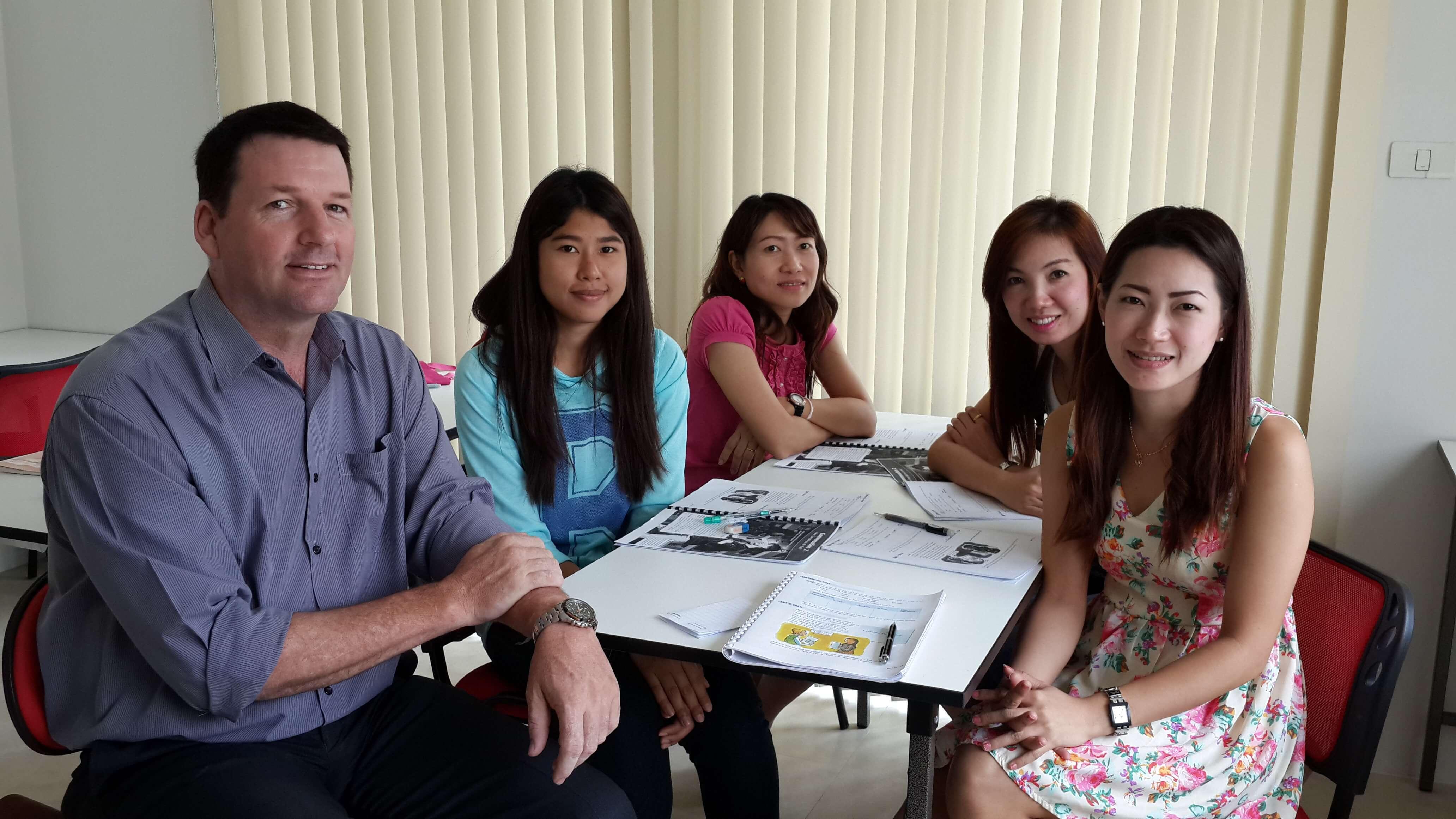 เรียนพูดภาษาอังกฤษ ชลบุรี