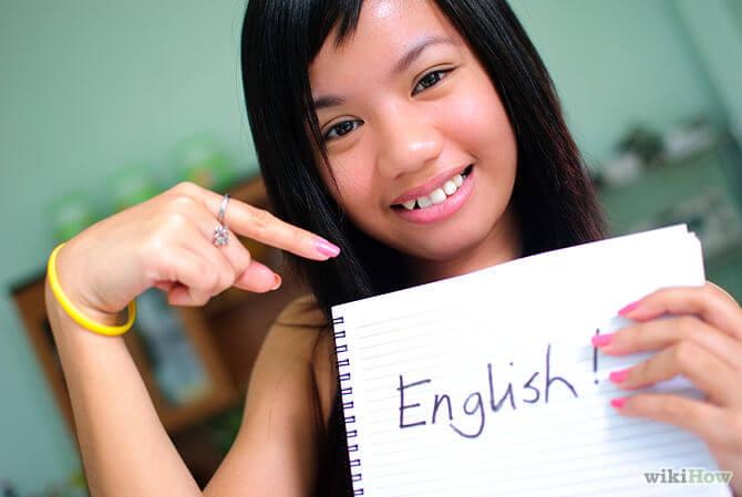 ให้ลูกพูดภาษาอังกฤษเป็น