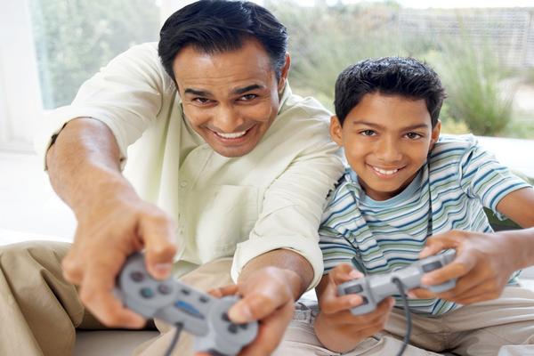 ให้น้องๆเล่นเกมส์--และวิธีแปลกๆที่ผู้ปกครองควรอ่านเพื่อช่วยให้น้องเก่งภาษาอังกฤษ