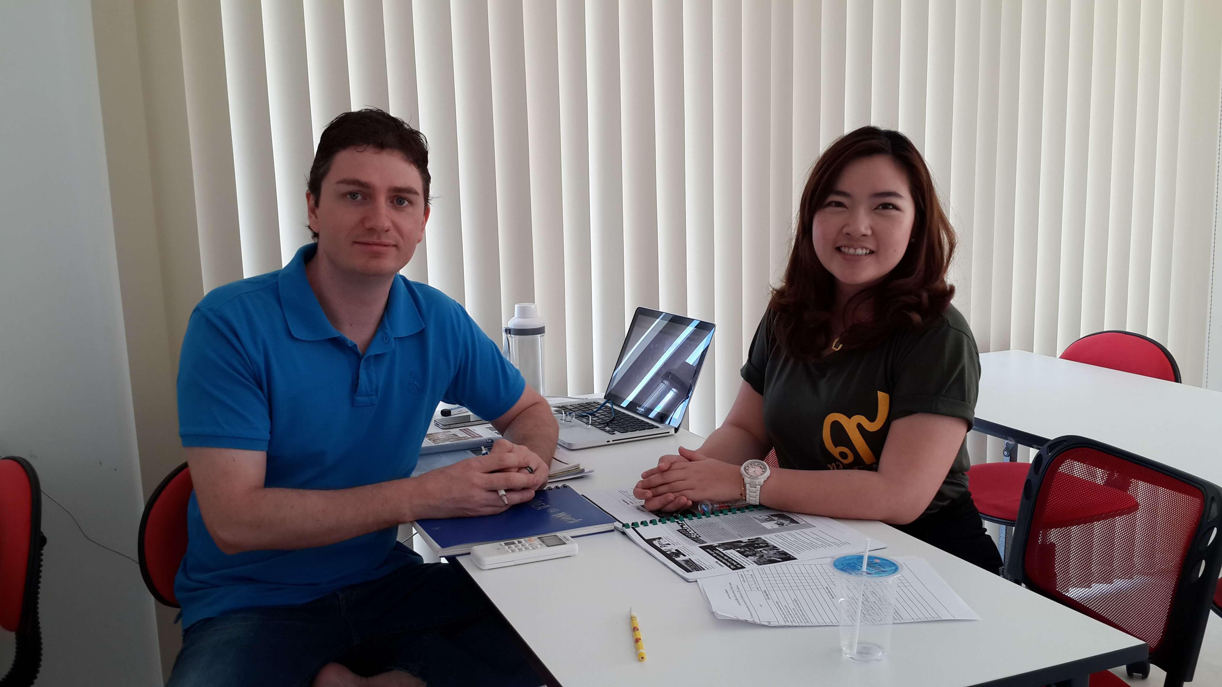 สถาบันสอนภาษาอังกฤษ FMCP English