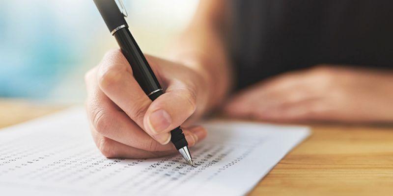 เขียนในข้อสอบ TOEIC ไม่ได้..ต้องทำอย่างไรดี?